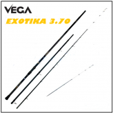 CANA VEGA EXOTICA 3.70 MT.