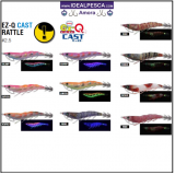 AMOSTRA PALHAÇO DUEL A1690 EZ-Q CAST RATTLE 2.5