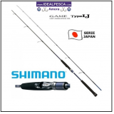 CANA SHIMANO GAME TYPE LIGHT JIGGING 1.91 MT.