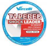 Chicotes Vercelli - Tapered Shock Leader transparente