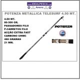 CANA VEGA POTENZA METALLICA TELESURF 4.50 MT.