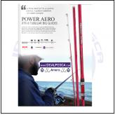 SHIMANO POWER AERO 2016 - 4.25 MT.