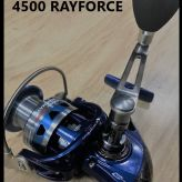 CARRETO CINNETIC RAYFORCE DEVIL  4500X