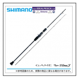 CANA SHIMANO GAME TYPE SLOW JIGGING 2.03 MT.
