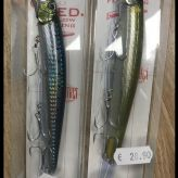 AMOSTRA TACKLE HOUSE FEED SHALOW 128MM