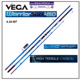 CANA VEGA WARRIOR SURF 4.50 MT.