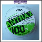FLUOROCARBONO VEGA ANTRAX 100%