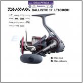 CARRETO DAIWA BALLISTIC LT 6000