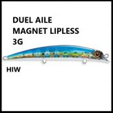 AMOSTRA DUEL AILE MAGNET LIPLESS 3G
