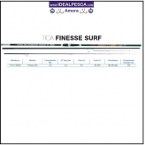 CANA TICA FINESSE SURF 4.50 MT.