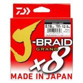 LINHA daiwa J-BRAID GRAND X8 300mts