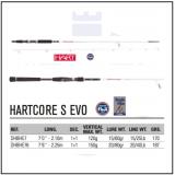 HART BLOODY HARTCORE S2 EVO 2.25 MT.