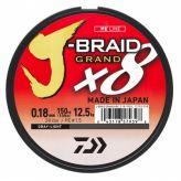 LINHA DAIWA J-BRAID grand 1500 MTR VERDE