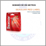 SEAGUAR RED LABEL 250 METROS