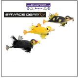 AMOSTRA SAVAGE GEAR SUICIDE DUCK