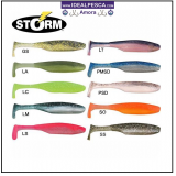 STORM SO-RUN HEAVY MINNOW 9 CM.