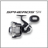 SHIMANO SPHEROS SW 5000-6000
